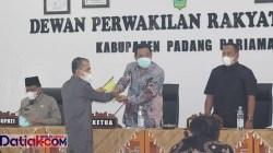 Fraksi Golkar Padangpariaman tahun 2021