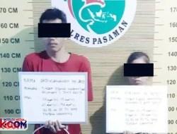 Pria asal Payakumbuh Bersama Wanita Ditangkap di Pasaman