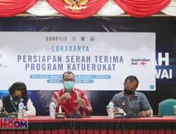 Surfaid Lokakarya Persiapan Serah Terima Program Katuerukat