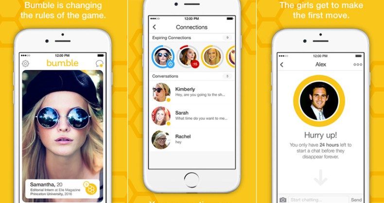 Bumble Dating App Review - Dating App Reviews