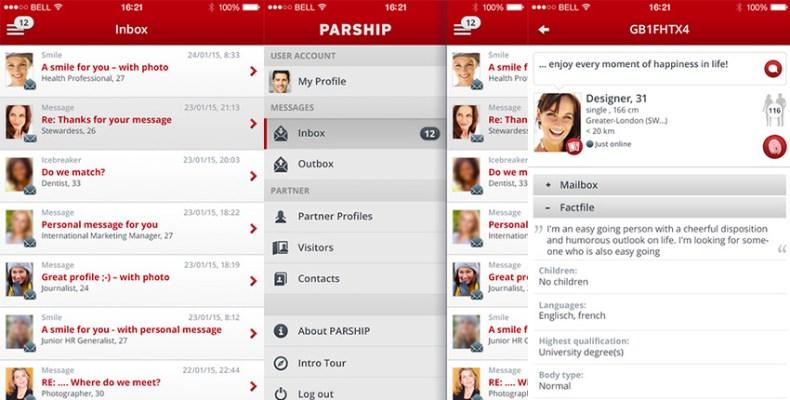 App Parship