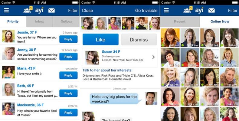 ayi dating app