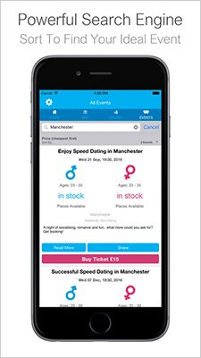 speed date mate dating app review