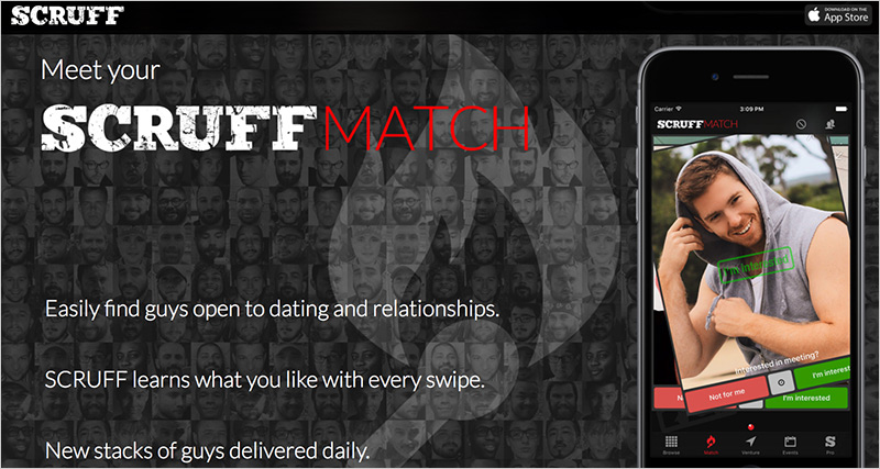 Scruff Gay Dating App Review - dating-apps.com