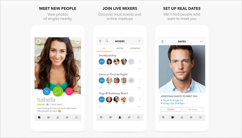 Clover - The Fastest Way to Meet New People