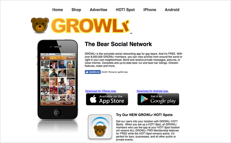 GROWLr Dating App Review - dating-apps.com