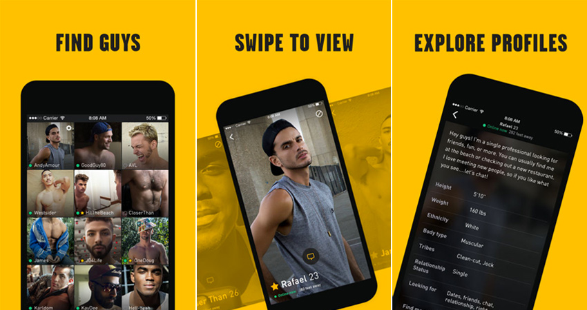Grindr Dating App Review - Dating App Reviews