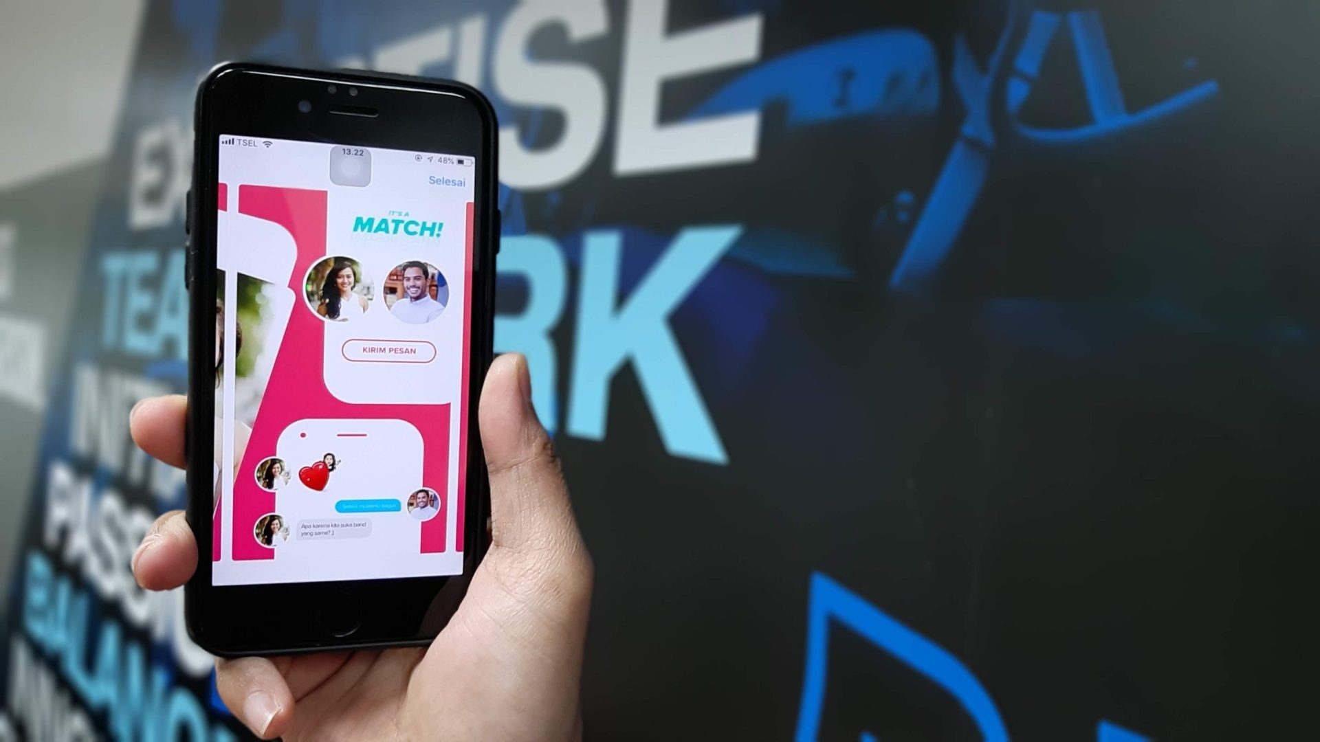 Online Dating App match