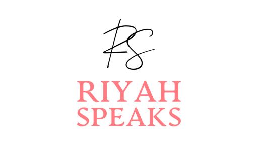 Riyah Speaks Advertiser Logo
