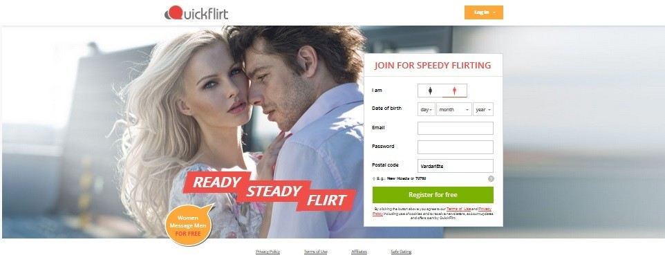 Quick flirt online dating site