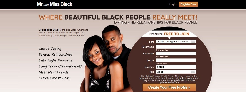 Mr And Miss Black Dating Site