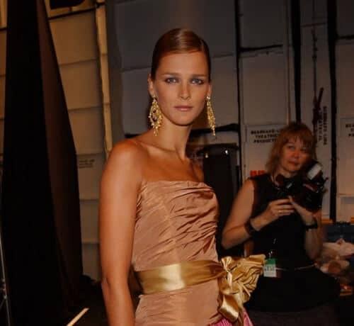 Carmen Kass Estonian Model