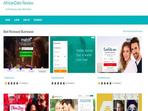 AfricanDateReview.com