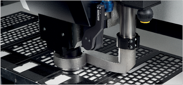 Carbide Products has the DATRON M8Cube earmarked for milling aluminum parts.