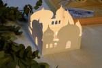 Moschee Windlicht