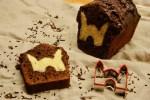 Kuchen mit Moscheefüllung