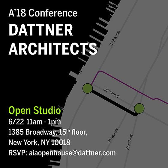 Dattner Architects Open Studio