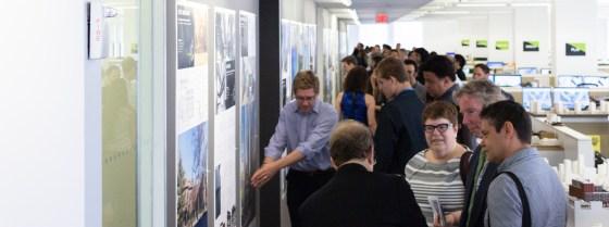 Dattner Architects, AIA Conference on Architecture, Open Studio