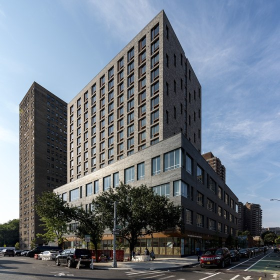Dattner Architects, The Goldin at Essex Crossing, New York, NY