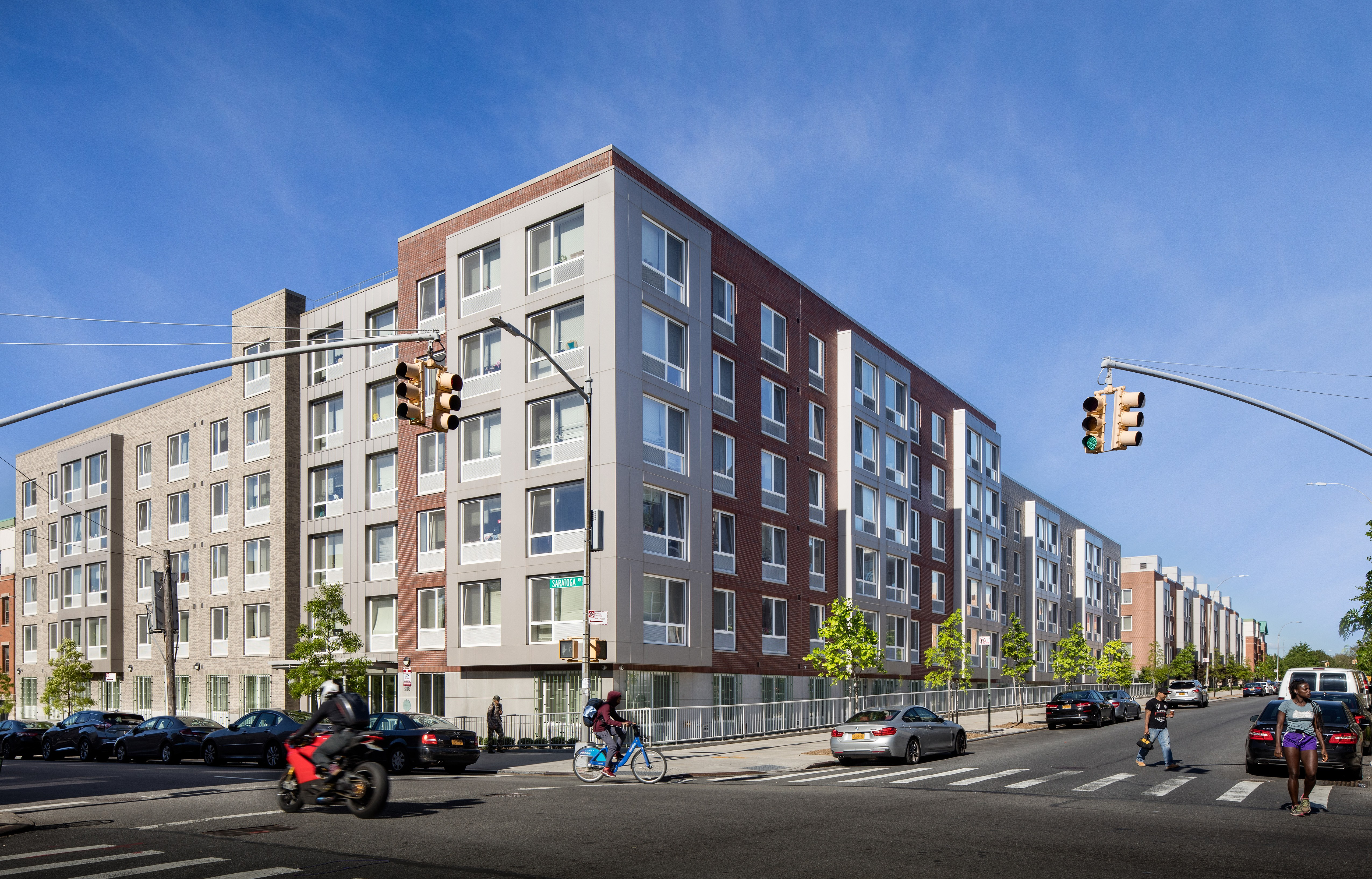 Dattner Architects, Reinvesting in Public Housing, Prospect Plaza, Brooklyn, NY