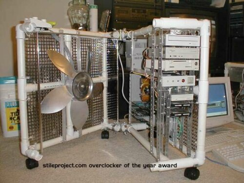 overclocker of the year