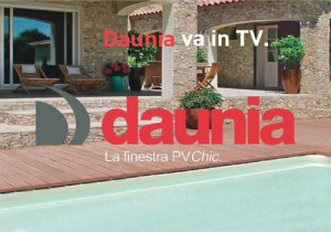 Daunia va in TV