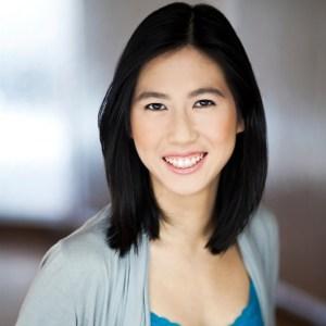 Headshot of Louisa Zhu