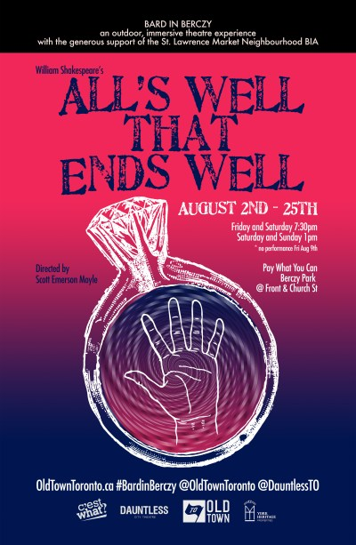 Poster for All's Well that Ends Well