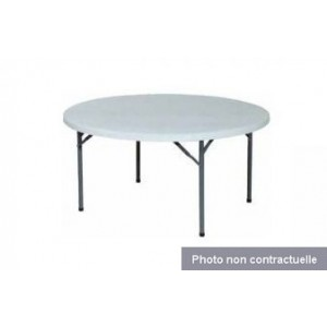 dauphine reception location mobilier tables et chaises location table ronde o 1 50 m 8 10 places