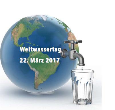 Welt Wassertag