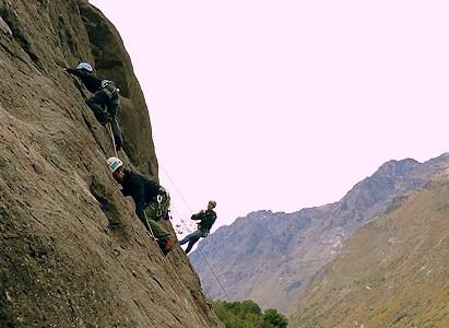 Salida de Escalada a Piedra Rommel – 18 de Octubre