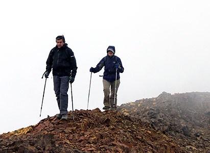 Travesía DAV Cerro del Medio al Manchón