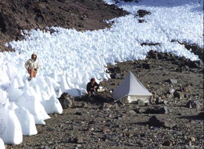 Nevado Piuquenes 1954