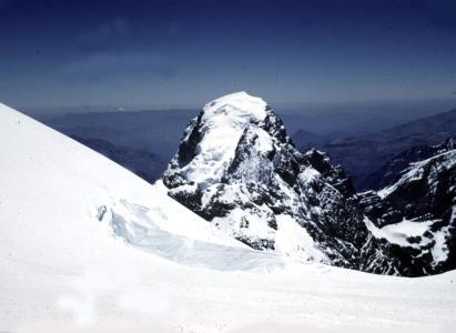 Ascenso al Juncal 1951
