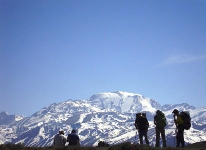 Ascenso Cerro El Plomo (5.424 msnm)