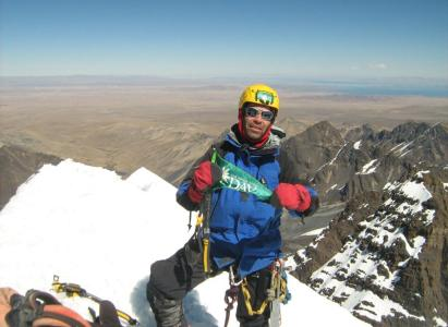 RELATO EXPEDICIÓN CORDILLERA REAL DE BOLIVIA