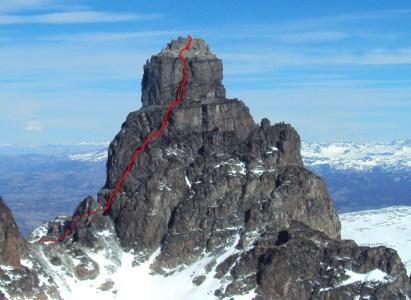 Relato ascenso Cerro Palo