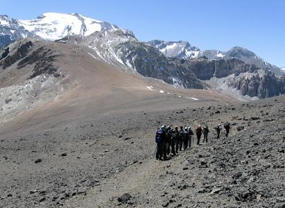 Nuevo Ascenso Cerro Pintor –  22 de Diciembre