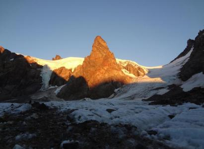 Primer ascenso del Turbio XI región – Fotos de Armando Montero