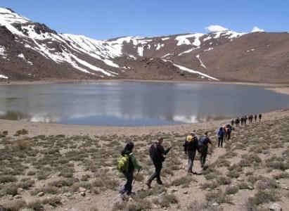 Planificación Trekking DAV 2013