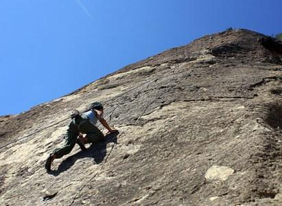 Salida de Escalada con Instructor DAV: Cuesta Chacabuco – Sábado 1 de Junio