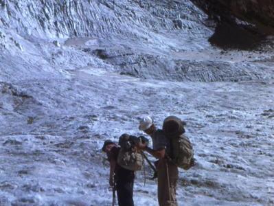 Primer Ascenso a los Picos del Barroso y al cerro de Federico en 1948