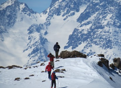 Ascenso Cerro Provincia – Sábado 17 de Agosto