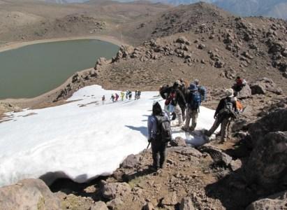 Trekking Laguna Copín y ascenso cerro La Cruz – Domingo 8 de Septiembre
