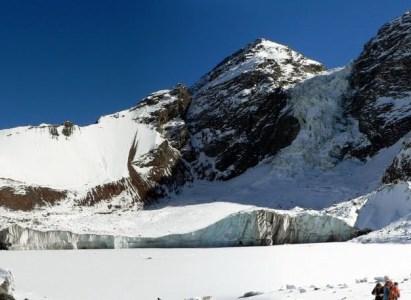 Trekking al Glaciar Colgante del Morado – 26 de Octubre