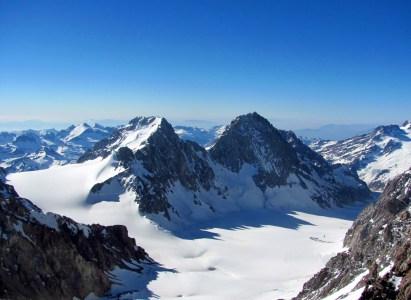 Expedición al Glaciar Universidad 2013 – Fotos de Elvis Acevedo