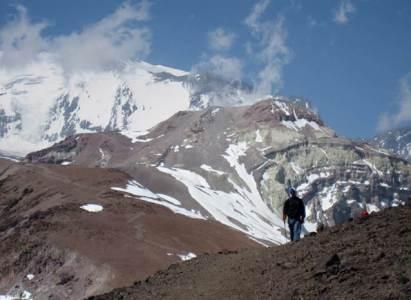 Ascenso Cerro Pintor (4.180 msnm.) 01 de Febrero del 2020