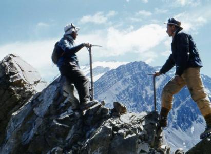 Histórico Ascenso de 1957 al cerro Polleras – Fotos de Eberhard Meier