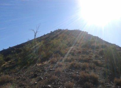 Trekking de ascenso al Cerro del Medio – 26 de Julio