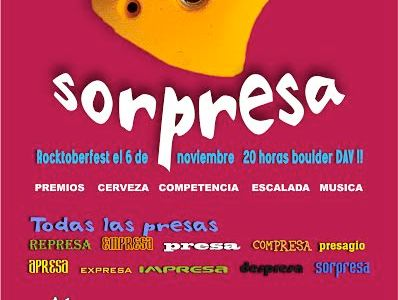 Rocktoberfest 2014 – 6 de Noviembre